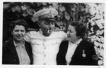 Suferinţele evreilor și viaţa soţului meu, Matatias Carp