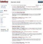 Blekko, motor de căutare diferit de Google