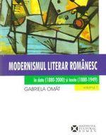 Pentru o nouă istorie a modernismului literar românesc (I)