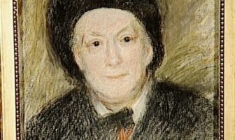 Teodore de Banville de Pierre Auguste Renoir